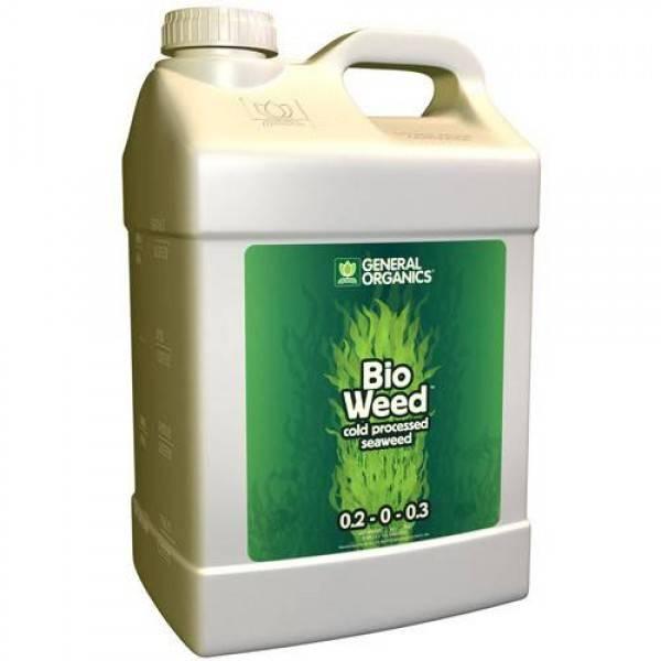 General Organics BioWeed 2.5 Gal