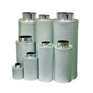 4''x8'' Funk Filter Carbon Air Filter