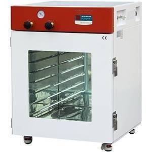 "Across Int'l Elite 7.6 Cu Ft 24x24x24"" Vacuum Oven w/ 7 Aluminum Shelves"