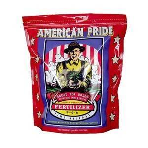 FoxFarm American Pride Dry Fert. 20 lbs.