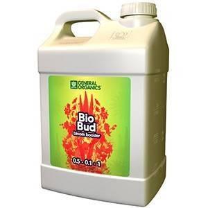General Organics BioBud, 2.5 gal
