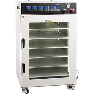 Across Int'l AccuTemp UL/CSA Certified 16 CF Vacuum Oven w/ 6 Shelves & SST Tubing