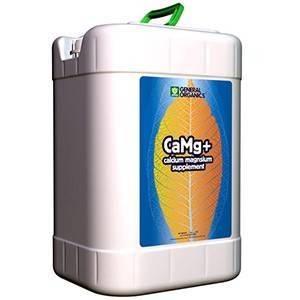 General Organics CaMg+, 6 gal