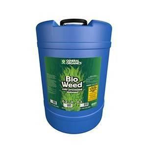 General Organics BioWeed, 15 gal