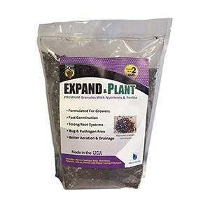 Wonder Soil Premium Coir Granules with Perlite, 10 lbs